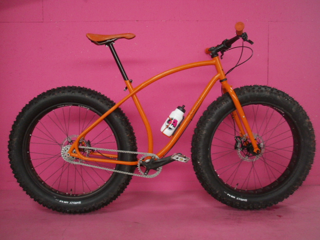 SALAMANDRE FAT BIKE